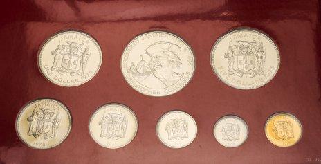 купить Ямайка набор 1975 года Христофор Колумб в буклете