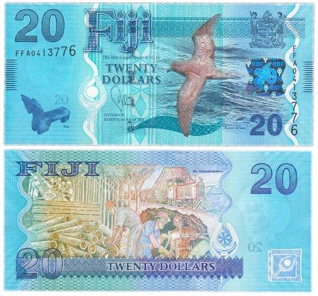 купить Фиджи 20 долларов 2012 (Pick 117)