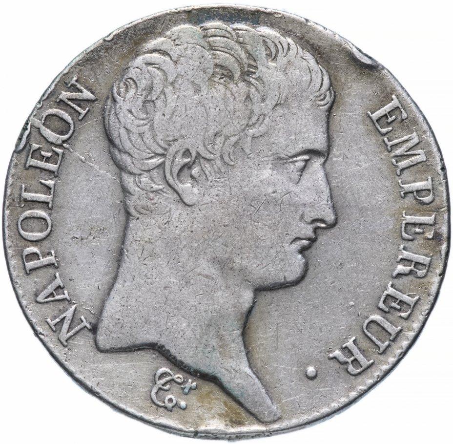 купить Франция 5 франков (francs) 1806 L