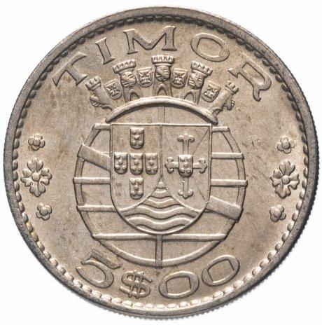 купить Тимор (колония Португалии) 5 эскудо 1970