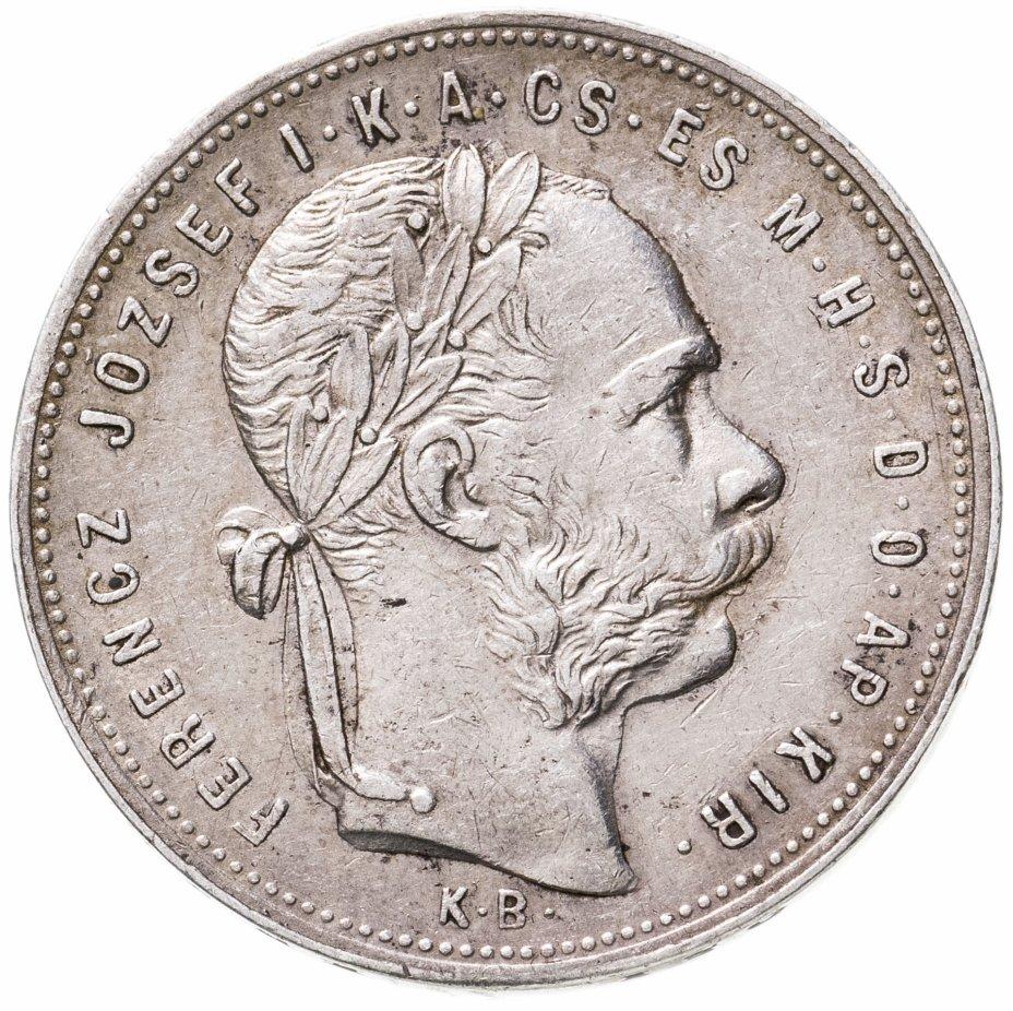 купить Венгрия 1 форинт (forint) 1881