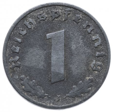 купить Германия (Третий рейх) 1 рейхспфенниг 1940-1945