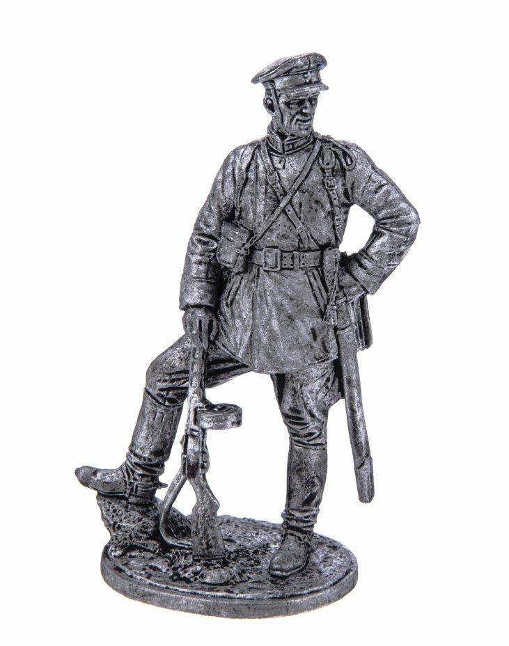 купить Оловянный солдатик, Майор кавалерии Красной Армии, Россия, 2021
