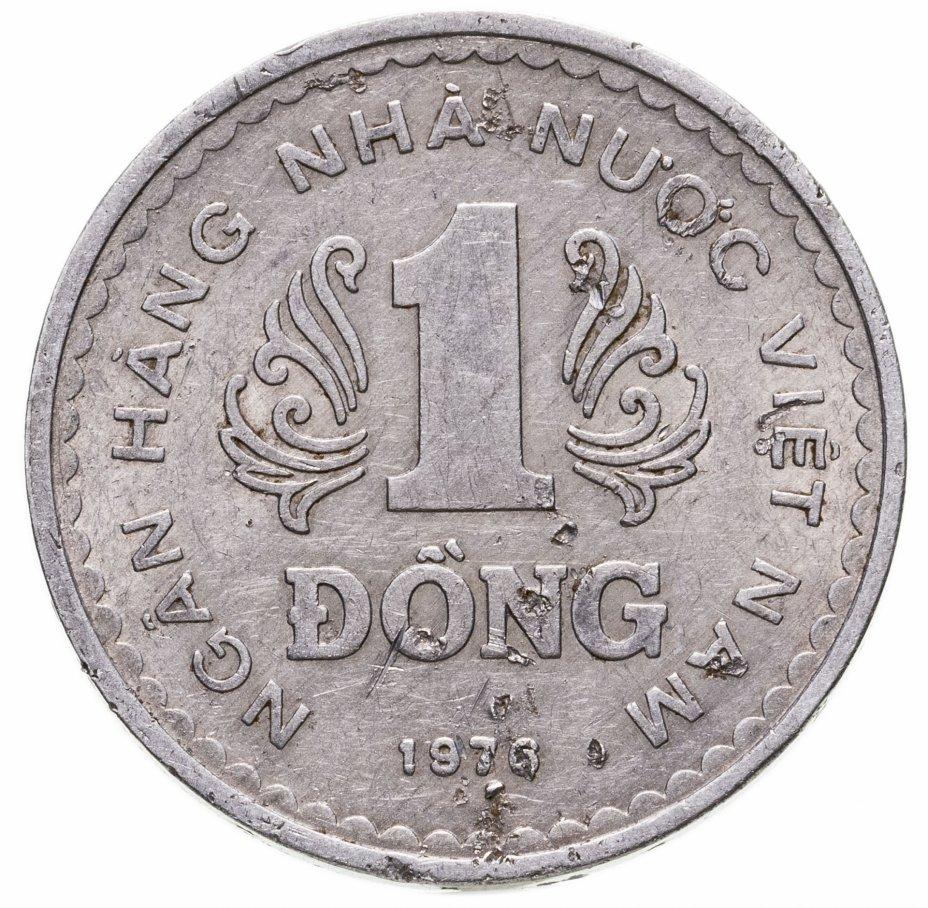 купить Вьетнам 1 донг (dong) 1976