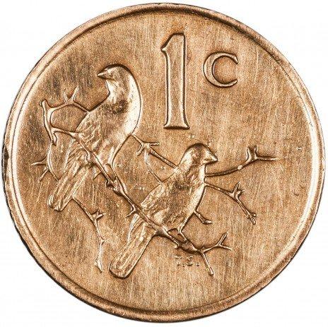 купить ЮАР 1 цент 1975