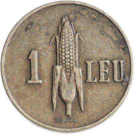 купить Румыния 1 лей 1938