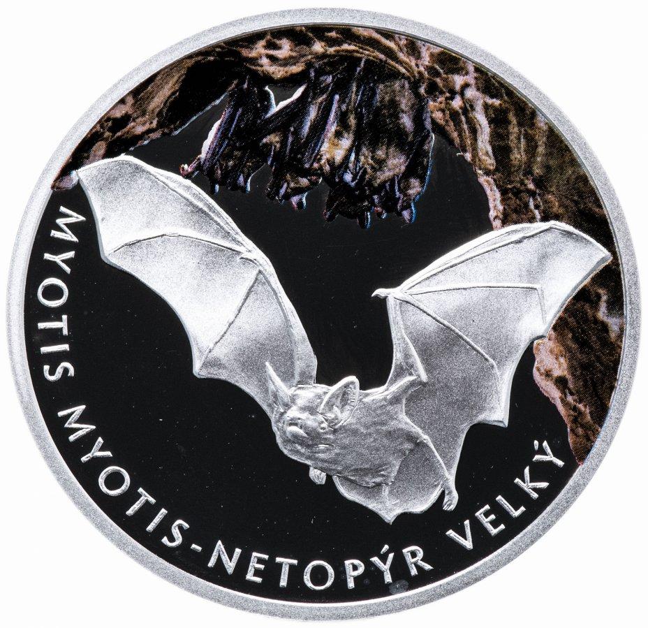 """купить Ниуэ 1 доллар 2016 """"Летучая мышь"""", в буклете"""