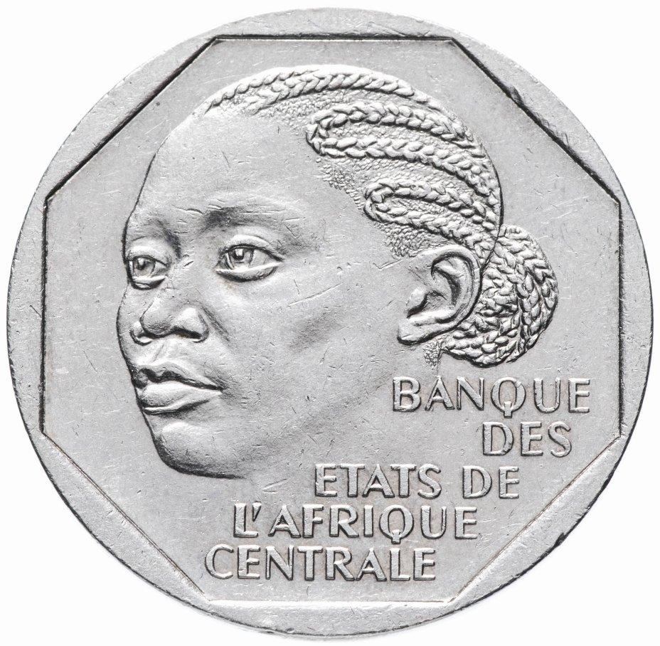купить Габон 500 франков 1985