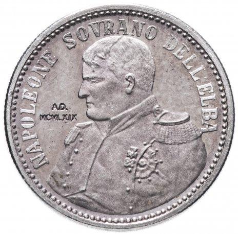 """купить Медаль """"200-летие со дня рождения Наполеона Бонапарта"""" Италия, 1969"""