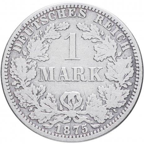 """купить Германия 1 рейх марка 1875 """"А"""""""