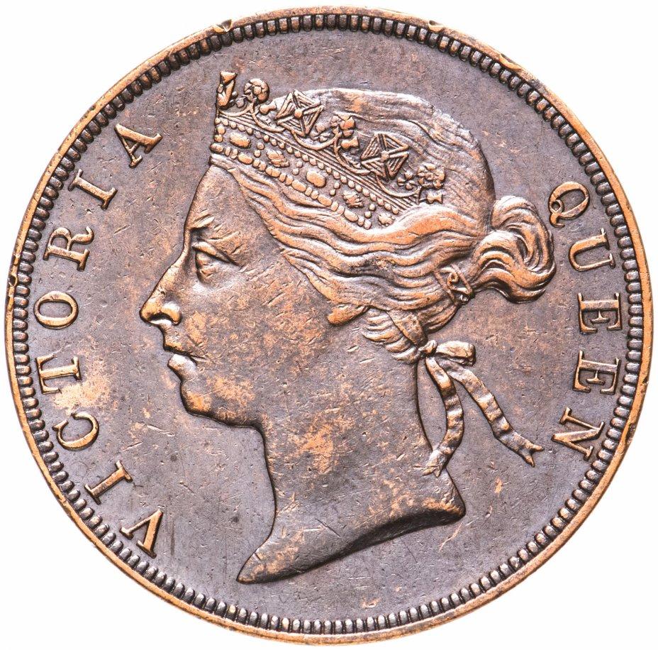 купить Британский Гондурас 1 цент (cent) 1888