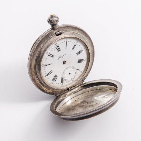 """купить Часы карманные """"Niagara"""", серебро 875 пр., Западная Европа, 1900-1917 гг."""