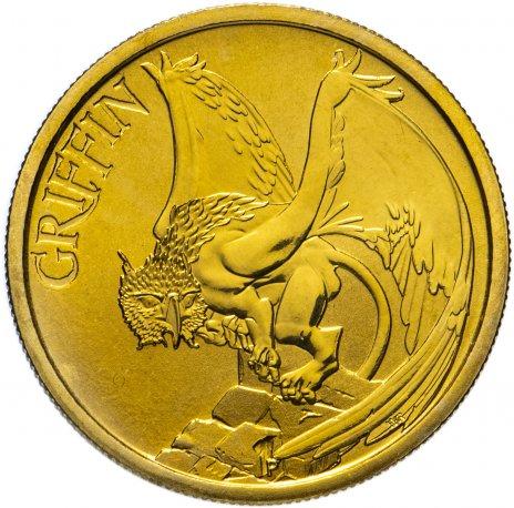 """купить Австралия 1 доллар 2011 """"Серия: мифические существа"""""""