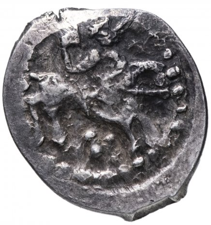купить Василий Ярославич (удельное Серпуховское княжество), денга 1427-1435