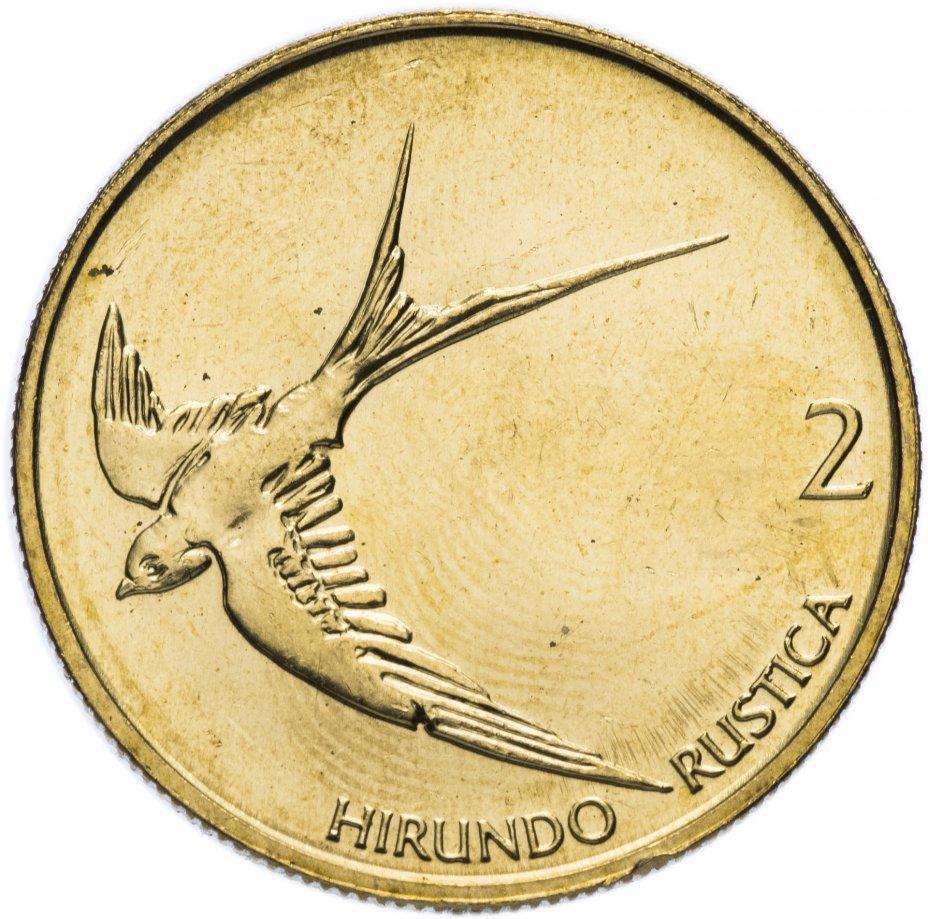 купить Словения  2 толара 1998