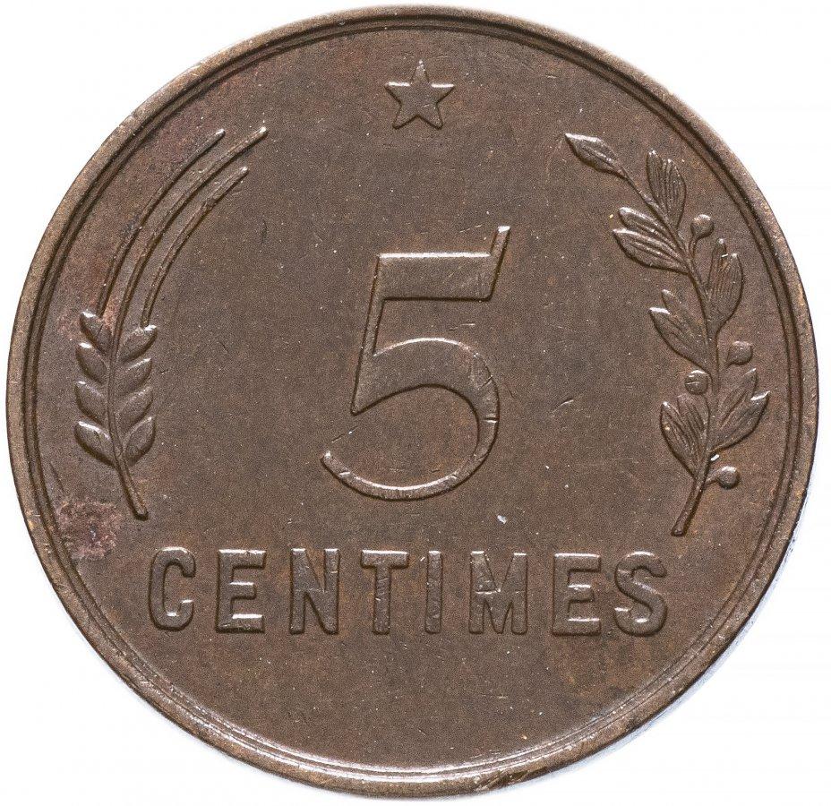 купить Люксембург 5сантимов (centimes) 1930