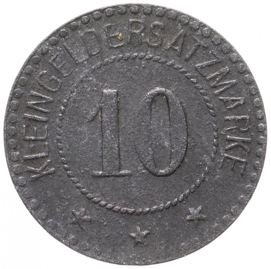 купить Германия (Вайден-ин-дер-Оберпфальц) нотгельд  10 пфеннигов 1917