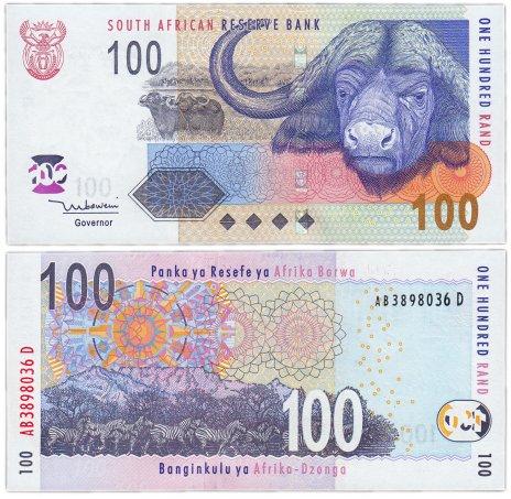 купить ЮАР 100 ранд 2005 (Pick 131а)