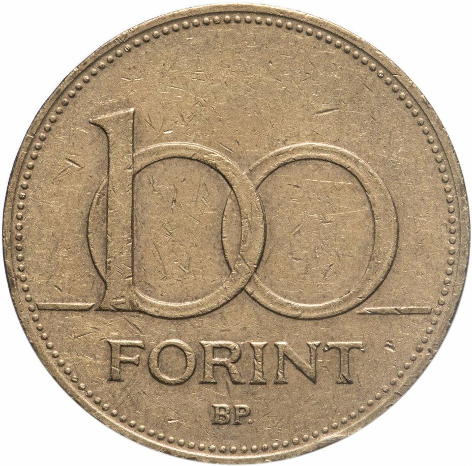купить Венгрия 100 форинтов 1993-1997, случайная дата