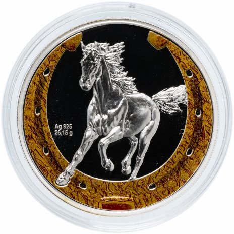"""купить Ниуэ 1 доллар 2014 """"Китайский гороскоп - Год лошади"""""""