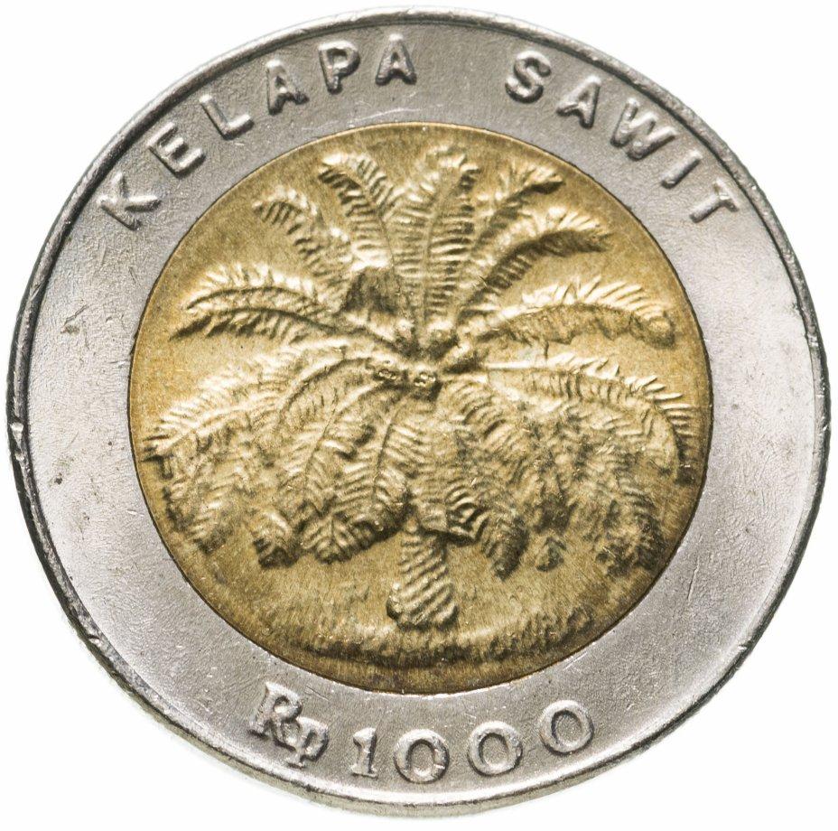 купить Индонезия 1000 рупий (rupiah) 1993-2000, случайная дата