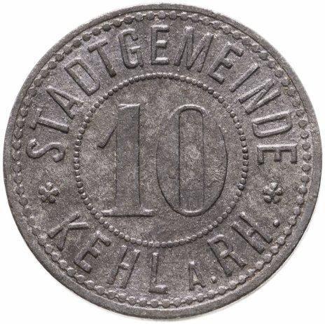 купить Германия (Кель) нотгельд 10 пфеннигов