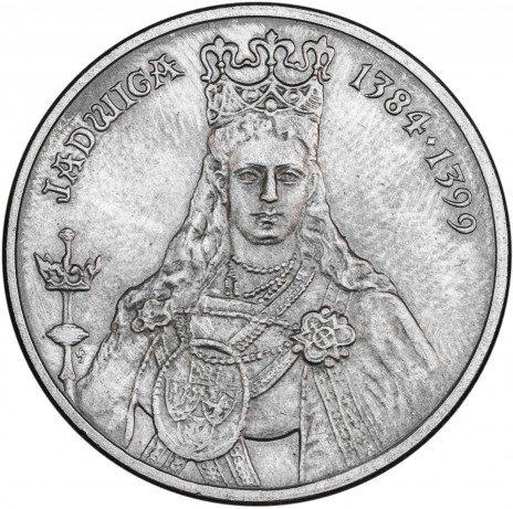 купить Польша 100 злотых 1988 Королева Ядвига