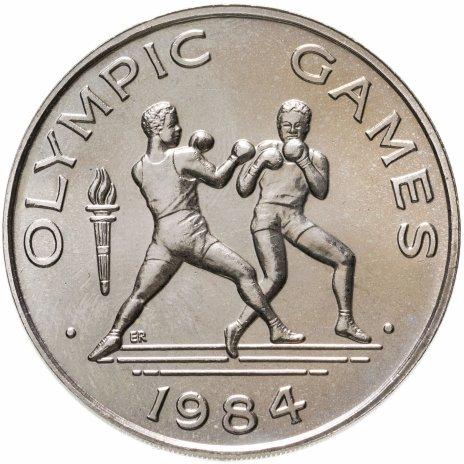 """купить Самоа 1 тала (tala) 1984 """" XXIII летние Олимпийские Игры, Лос-Анджелес 1984"""""""