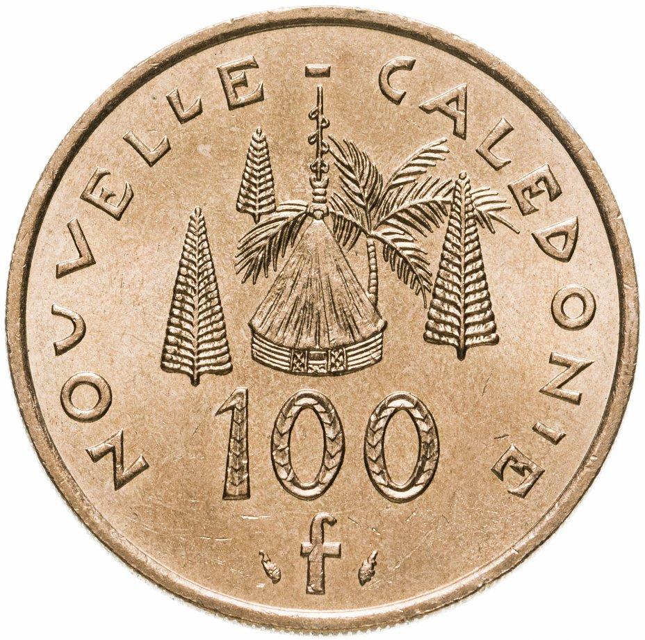 купить Новая Каледония 100 франков (francs) 1994