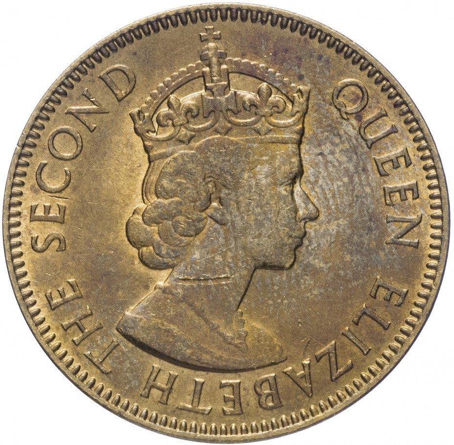 купить Ямайка 1/2 пенни 1962