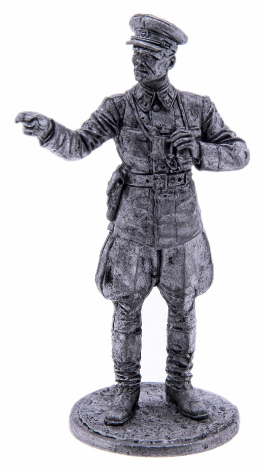купить Оловянный солдатик, Генерал полковник Конев И.С., Россия, 2021