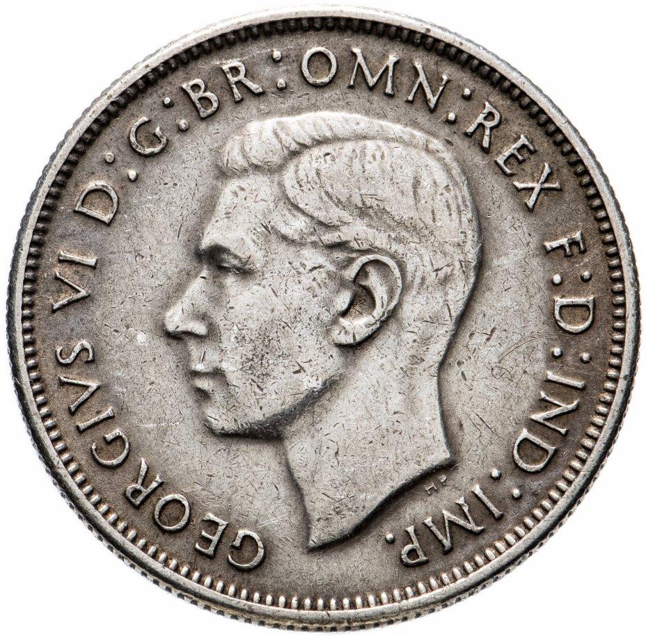 купить Австралия 1 флорин (2 шиллинга, florin) 1941