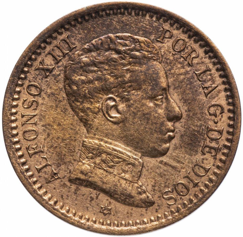 купить Испания 2 сентимо (centimos) 1904