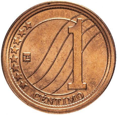 купить Венесуэла 1 сентимо (sentimo) 2009