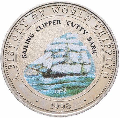купить Сомали 25 шиллингов 1998 Cutty Sark