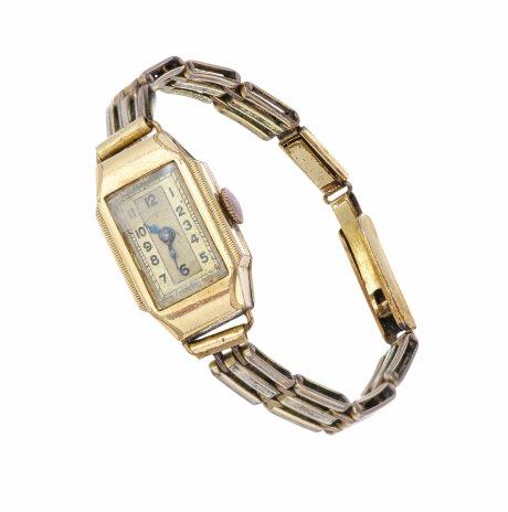 """купить Часы наручные женские на изящном браслете, металл,  производитель """"Rodi&Wienenberger"""", Германия, 1918-1945 гг."""