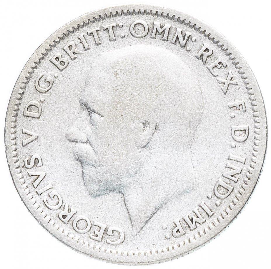 купить Великобритания 6 пенсов (pence) 1936