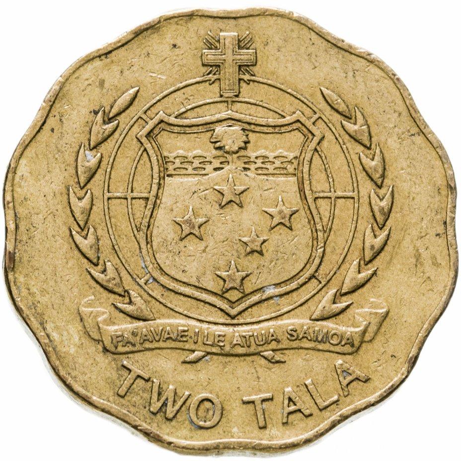 купить Самоа 2 тала (tala) 2011