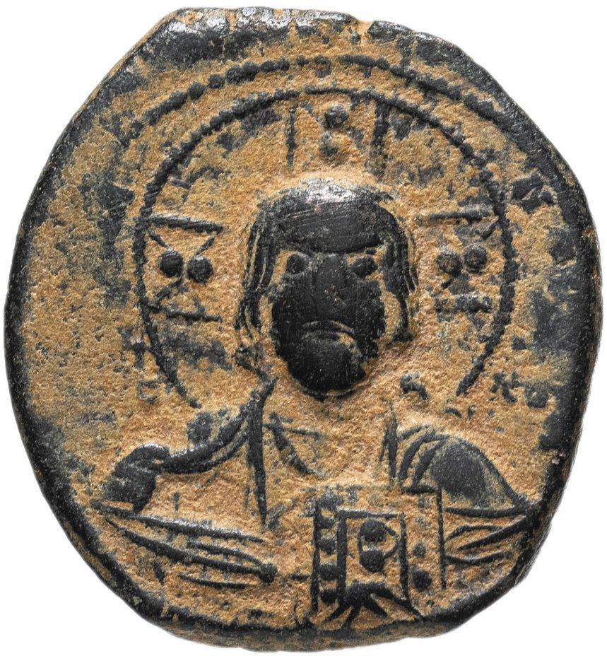 купить Византийская империя, Василий II и Константин VIII, 976-1025 годы, фоллис.