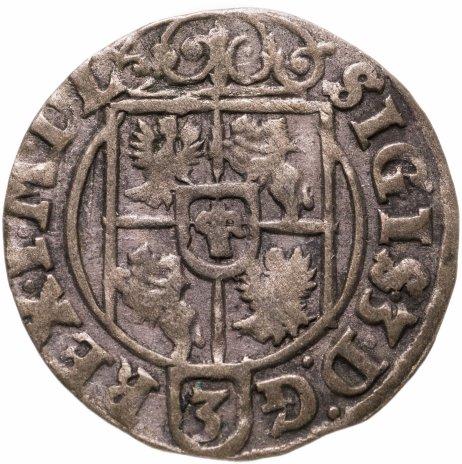купить Полторак (1/24 талера) 1625, Королевство Польское Сигизмунд III Ваза