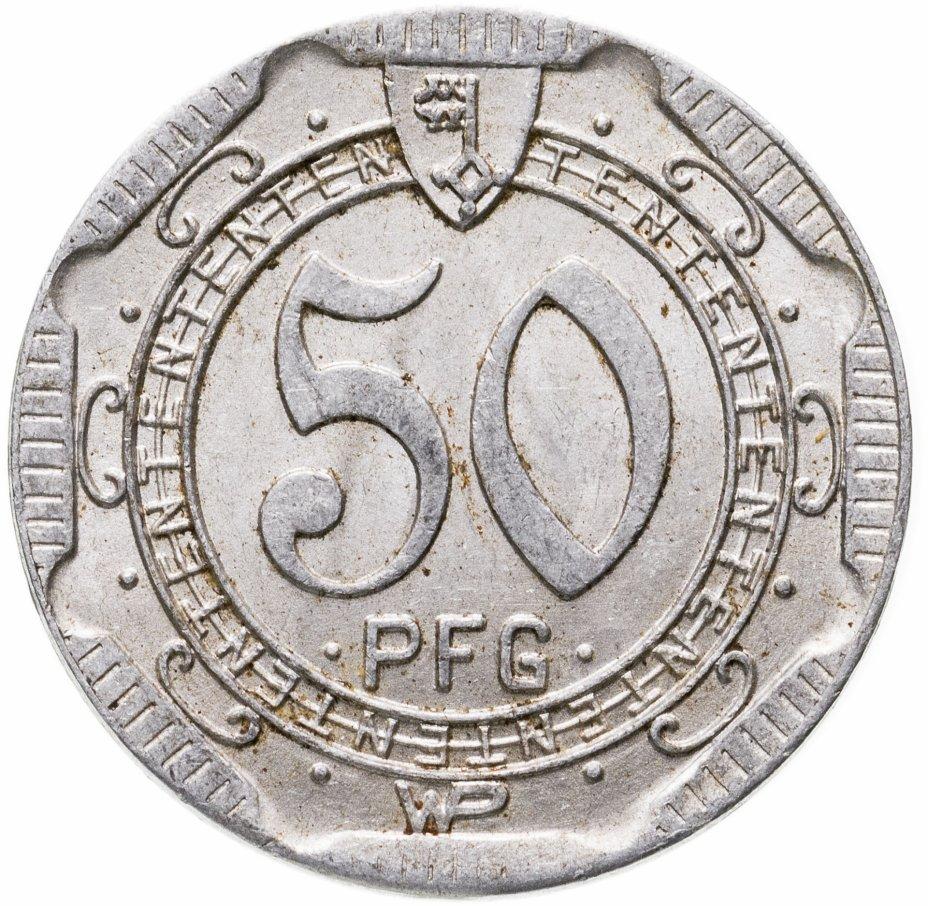 купить Германия (Зост) нотгельд  50 пфеннигов 1920