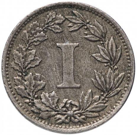 купить Мексика 1 сентаво 1883