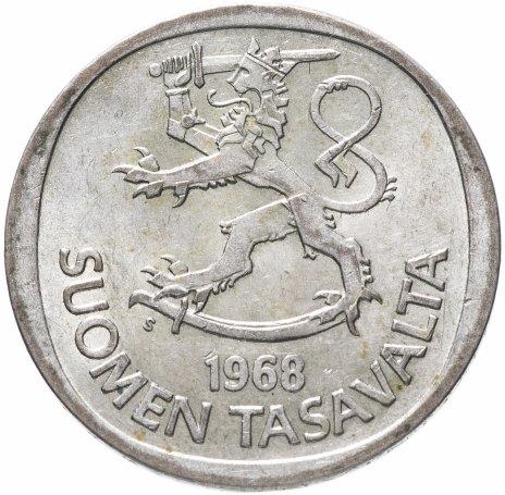 купить Финляндия 1 марка 1968