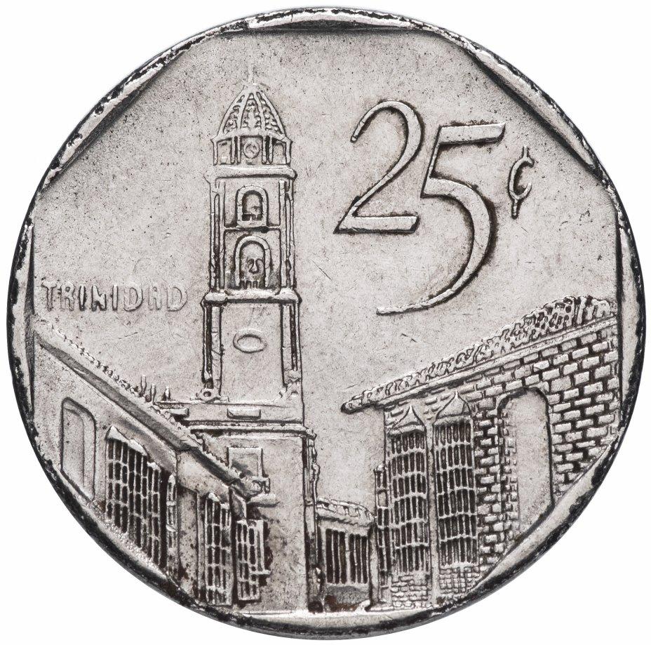 купить Куба 25 сентаво (centavos) 1994-2018 CUC, случайная дата