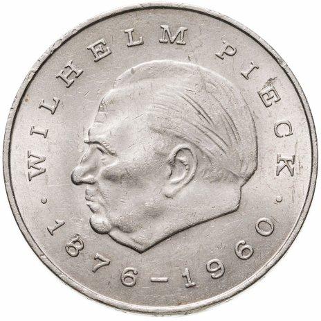 """купить Германия (ГДР) 20 марок (mark) 1972 """"Вильгельм Пик"""""""