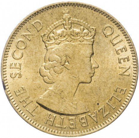 купить Ямайка 1 пенни 1961