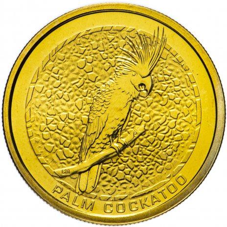 """купить Австралия 1 доллар 2008 """"Какаду"""""""