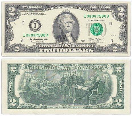 "купить США 2 доллара 2013 (Pick 538)  I-Миннеаполис ""FW"" (Fort Worth)"