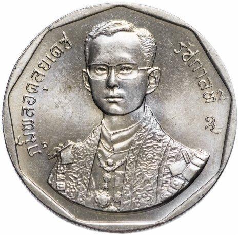 """купить Таиланд 5 бат 1988 """"42 года правления Короля Рамы IX"""""""