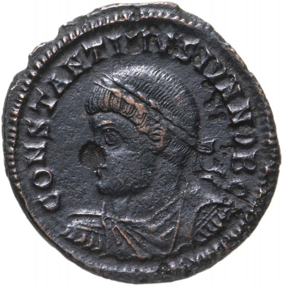 купить Римская империя, Константин II, 317-340 годы, Нуммий.